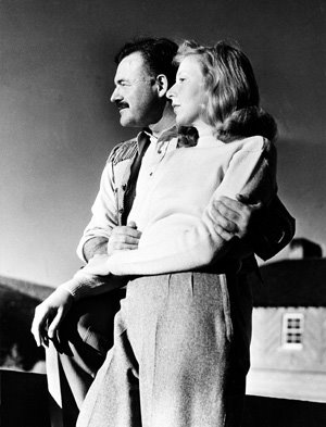 Bob McKerrow - Wayfarer: Hemingway and Gellhorn. How I met ...