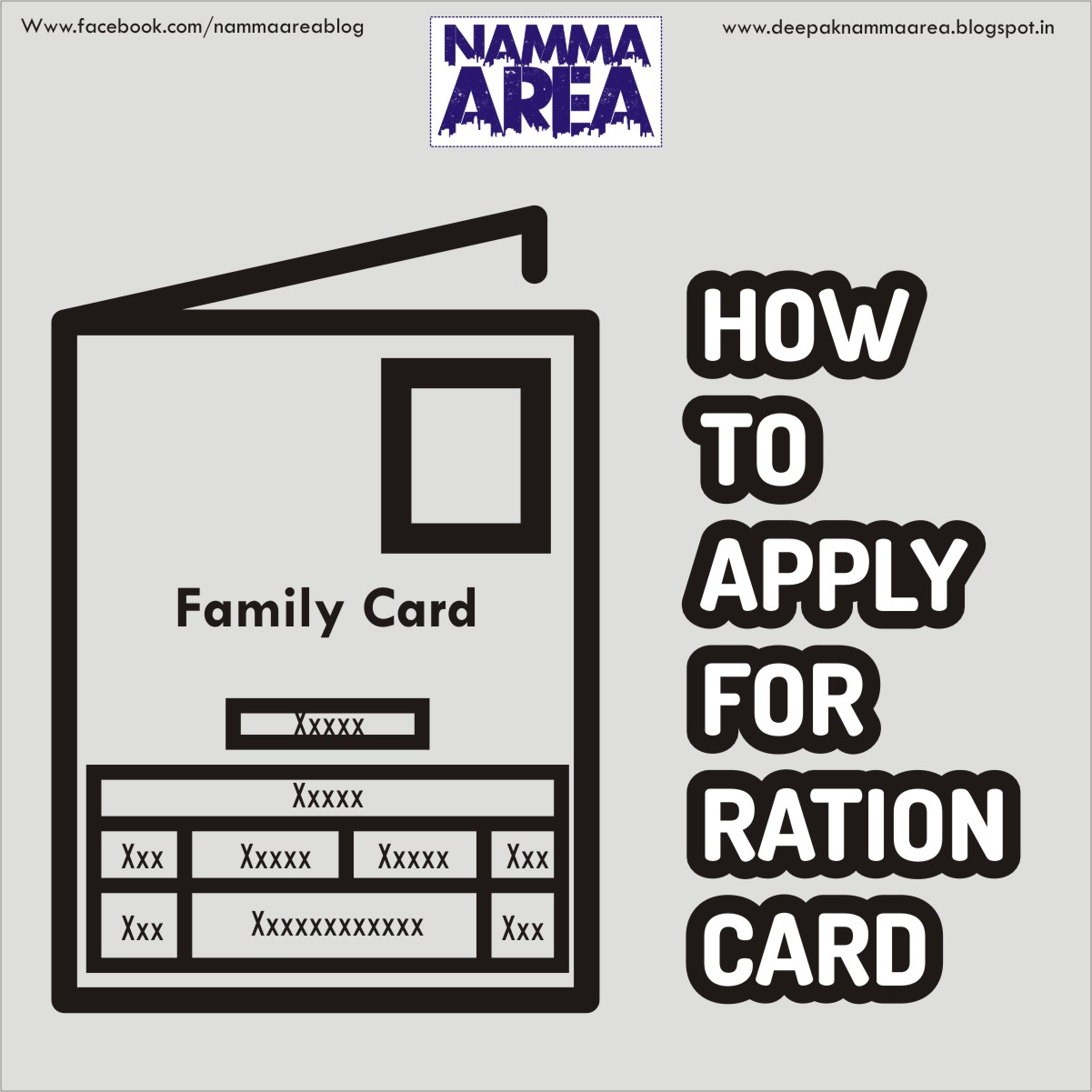 How to apply for ration card family card namma area how to apply for ration card family card aiddatafo Gallery