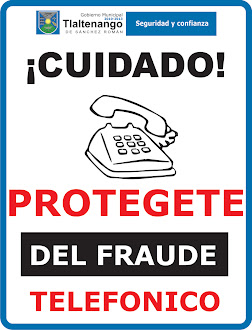 FRAUDES TELEFONICOS