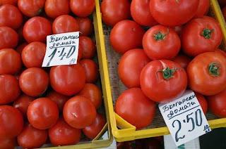 """Производители: Табела с надпис """"български домат"""" е абсолютна лъжа"""