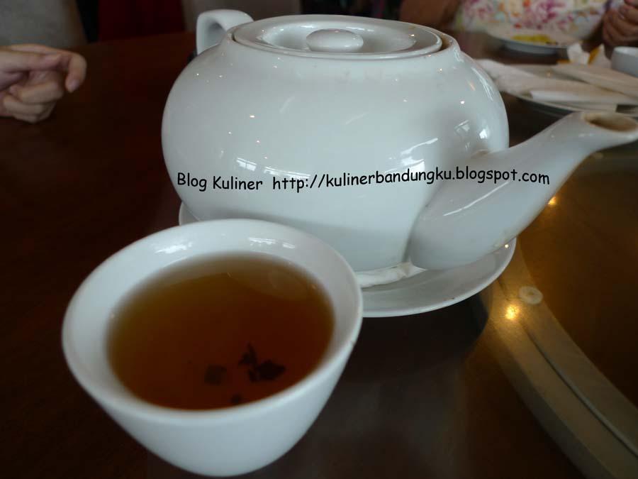 Chinese Tea Eastern Istana Plaza Bandung
