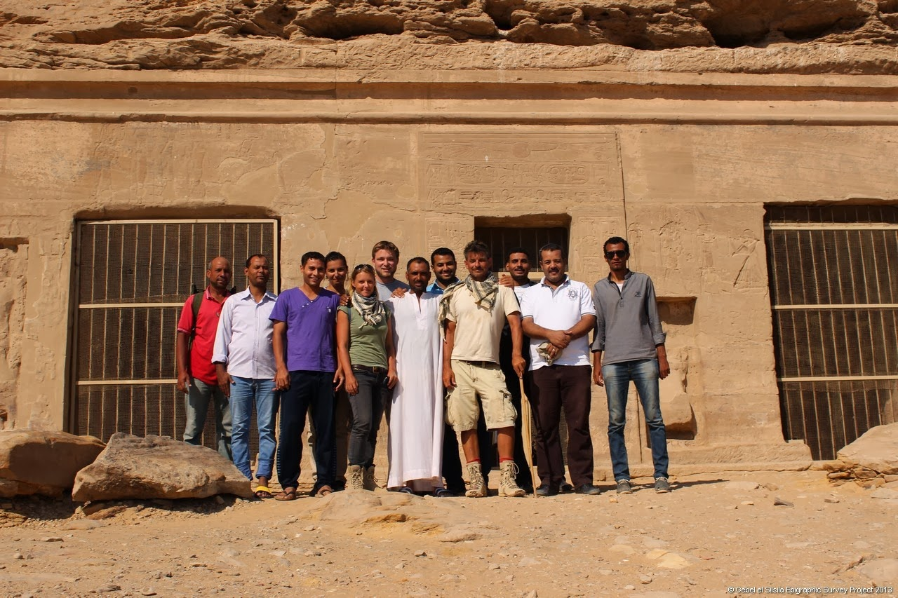 Silsila Survey Team 2013