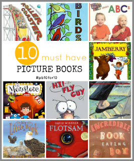 picture books, #pb10for10