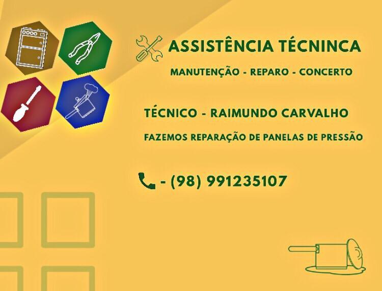 Técnico Raimundo Carvalho