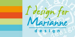 I design for Marianne Design