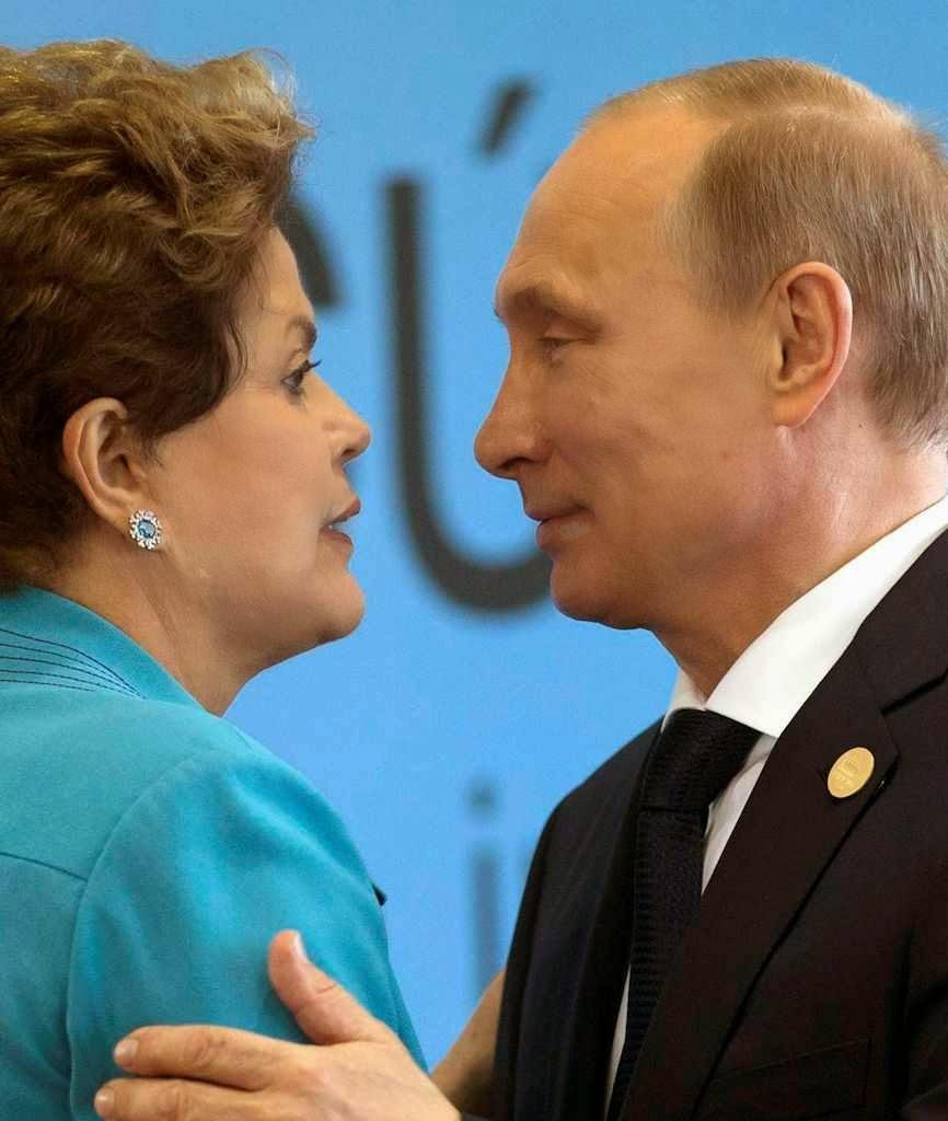 Similis simili gaudet: Putin  gosta de líderes chavistas e esses gostam dele