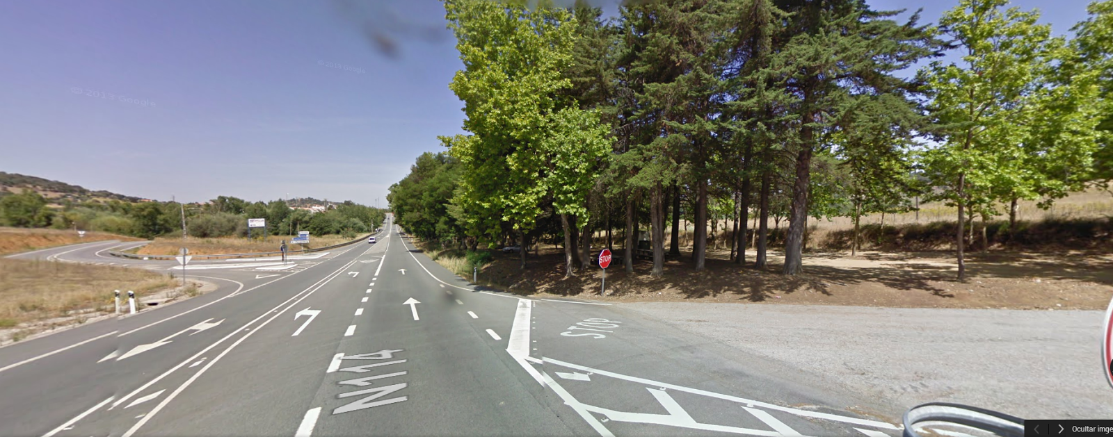 Parque Merendas na Estrada N114