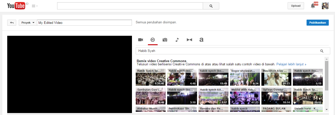 Cara Gampang Remix Video Gratis Youtube Terbaru 2014