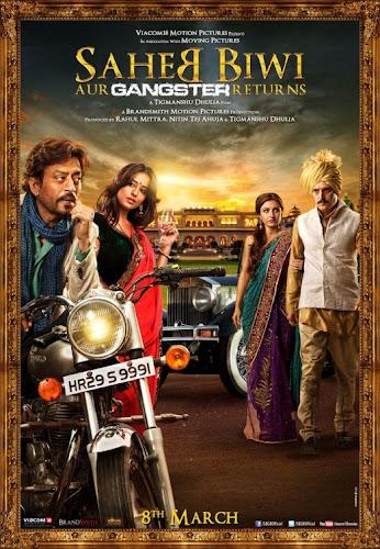 Saheb Biwi Aur Gangster Returns (2013) Movie Poster