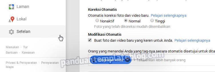 Google+ Otomatis Modifikasi Foto & Film