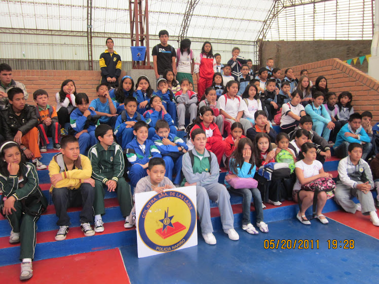 FASE MUNICIPAL INTERCOLEGIADO 2012