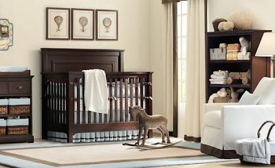Habitación de lujo para bebé