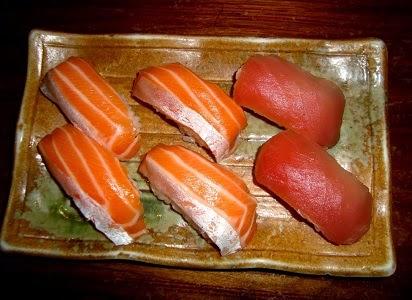 Harga Menu Sushi Tei, Pas Di Kantong Pas Di Lidah,
