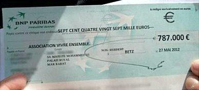 Mohammed VI — check