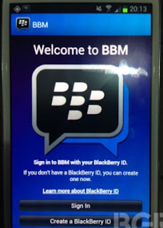 Buku Panduan BBM (Blackberry Messenger) Untuk Android dan iPhone Telah Dirilis