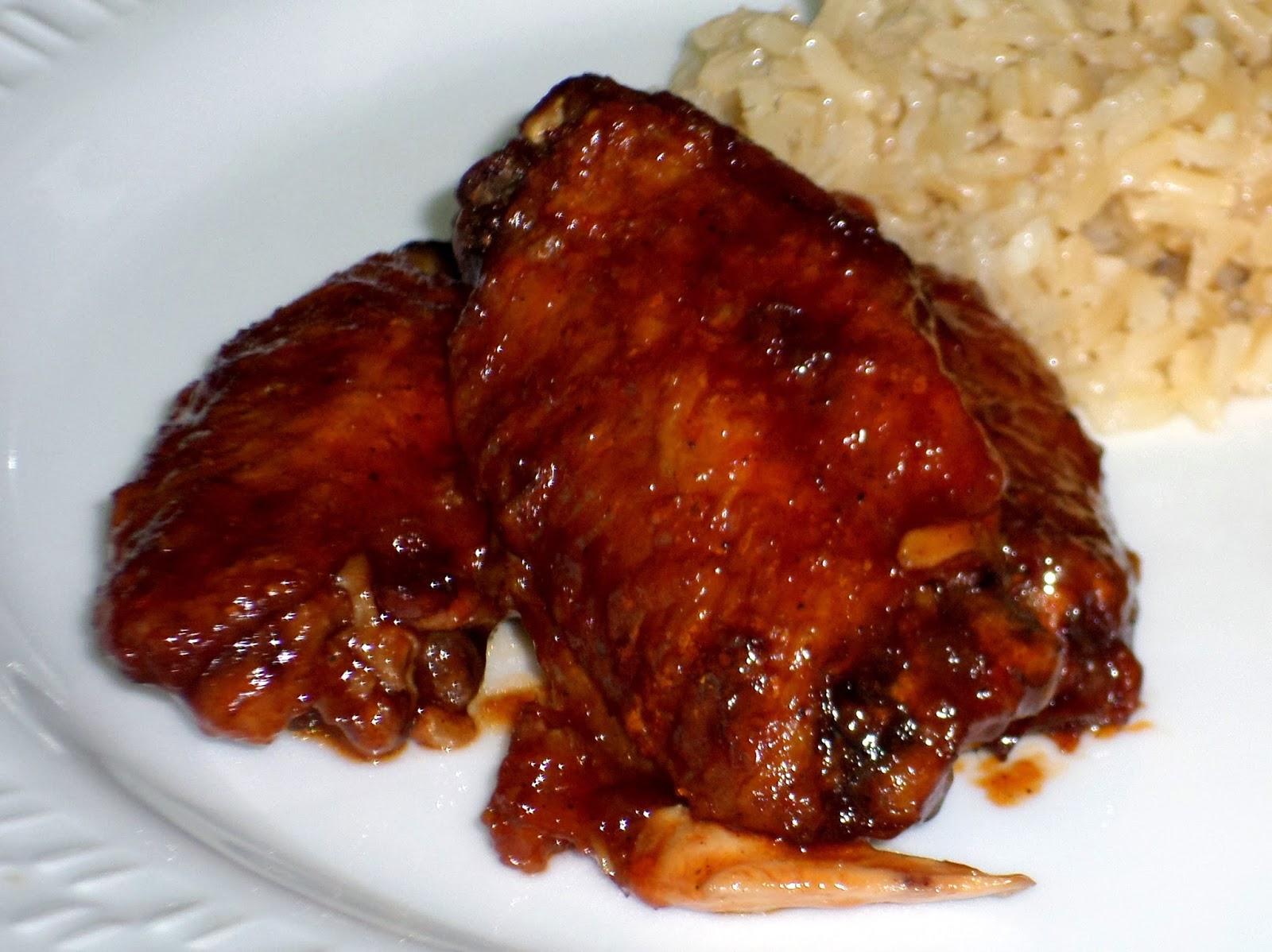 molho caseiro para frango barbecue