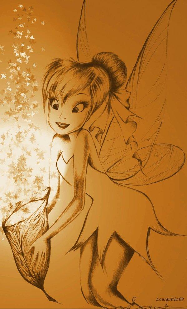 Tinker Bell por Lourquitia