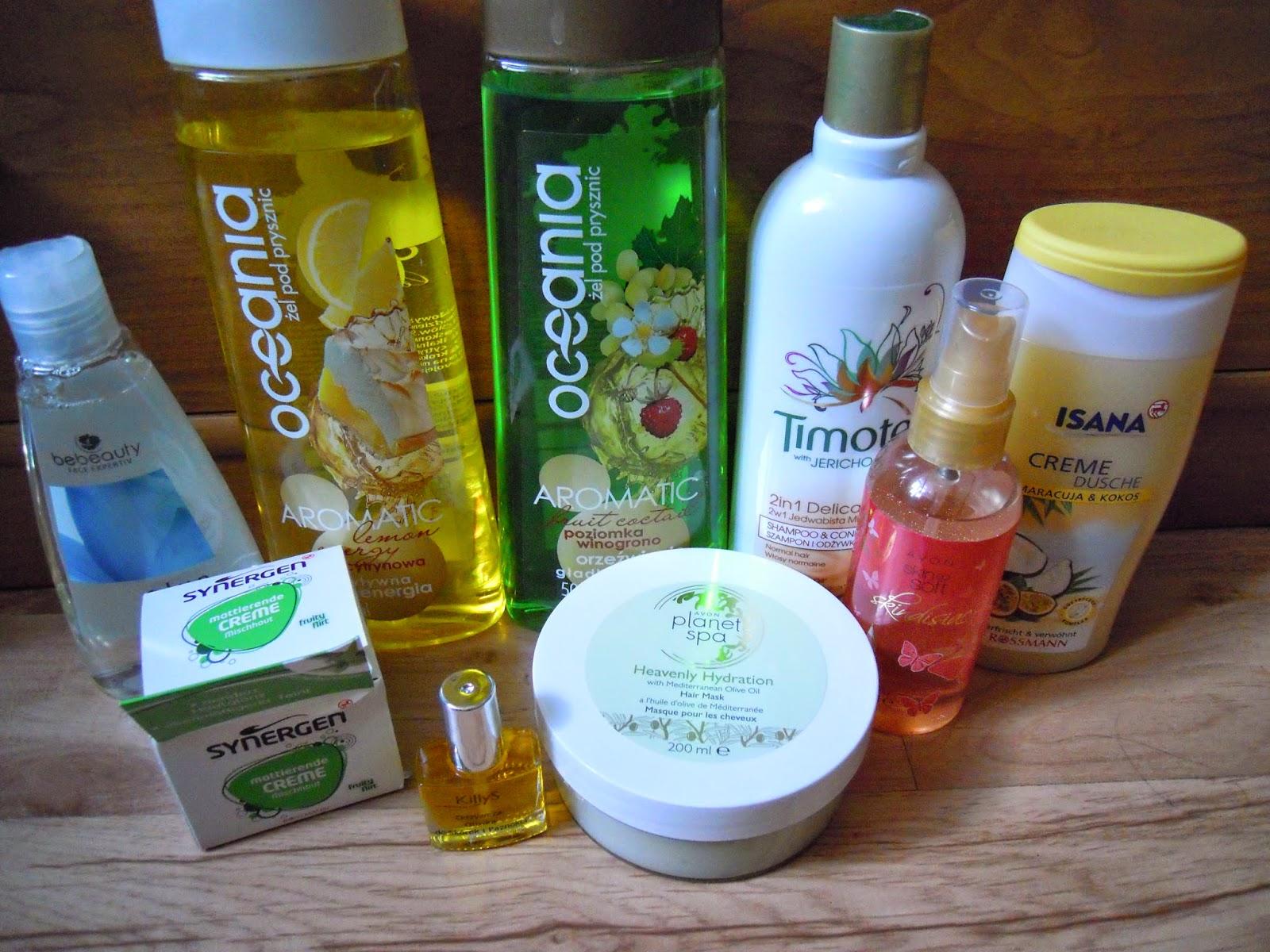 Zakupy kosmetyczne Maj 2014