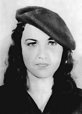 """Haydée Tamara Bunke Bíder, conocida como Tania """"la guerrillera"""""""