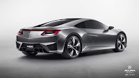 Acura Concept NSX Wallpaper
