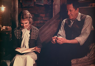 Midnight Reading Lessons with Liesel and Hans