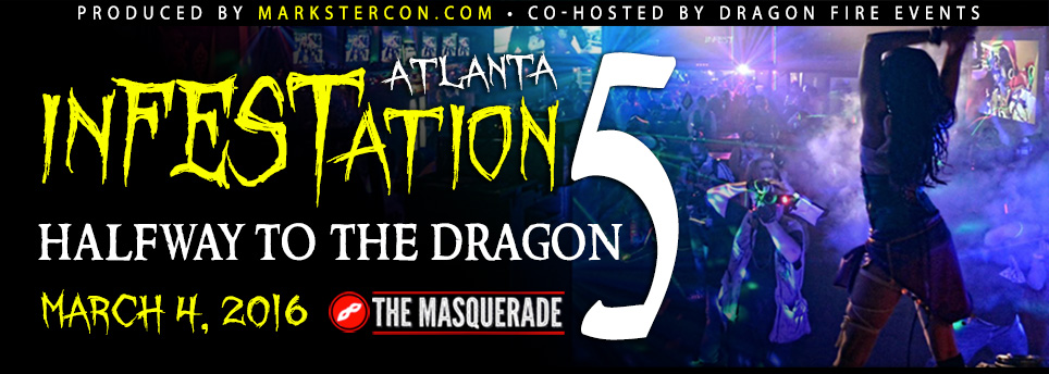 INFESTATION 4: Halfway to D*Con