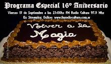 Especial 16° Aniversario Volver a la Magia
