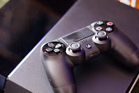 PlayStation 4 remote control wallpaper HD