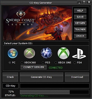 Sword Coast Legends Key Generator (Free Steam Code)