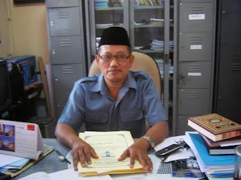 Kepala SMP Taruna Jaya I