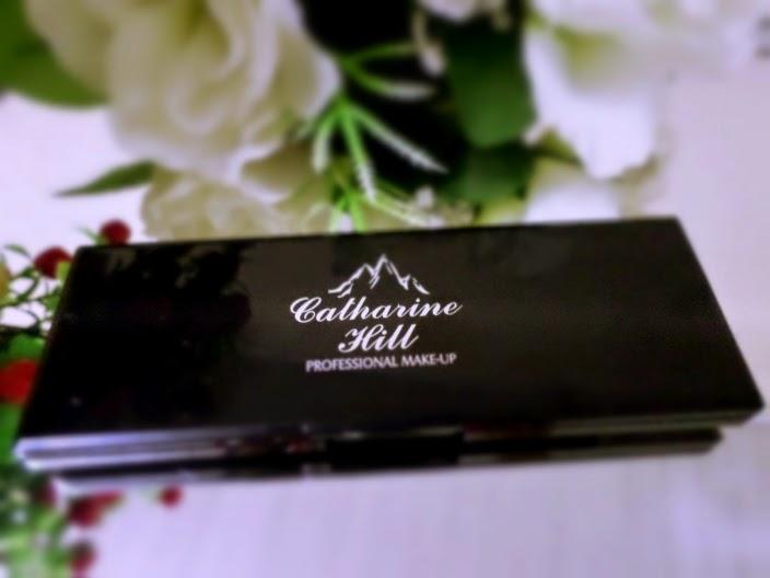 Resenha: Paleta de batons Lipstick Catharine Hill 5 cores