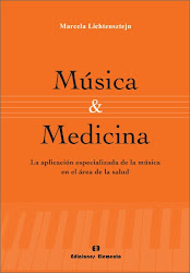MUSICA Y MEDICINA