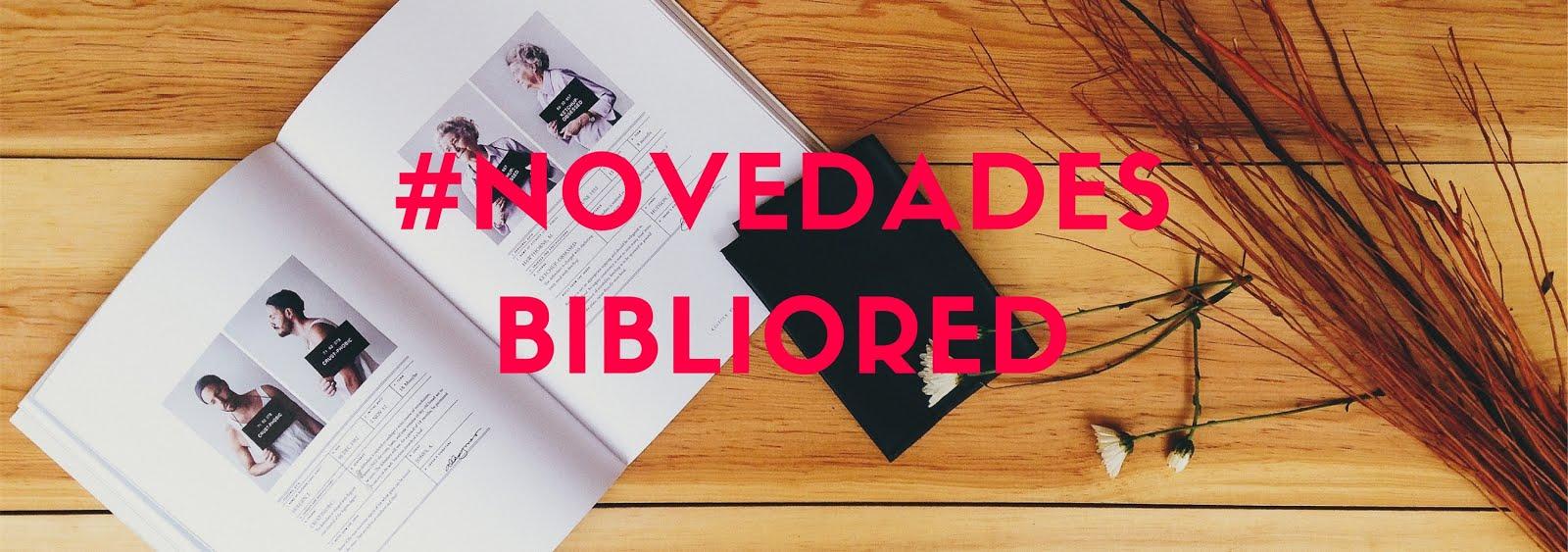 Novedades BiblioRed 2017