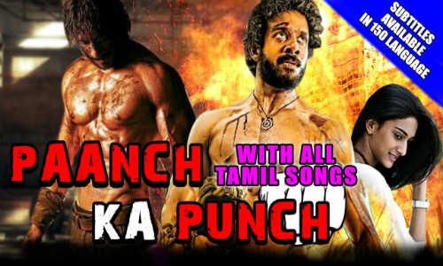 Paanch Ka Punch 2018 HDRip Hindi Dubbed 720p 800MB AC3