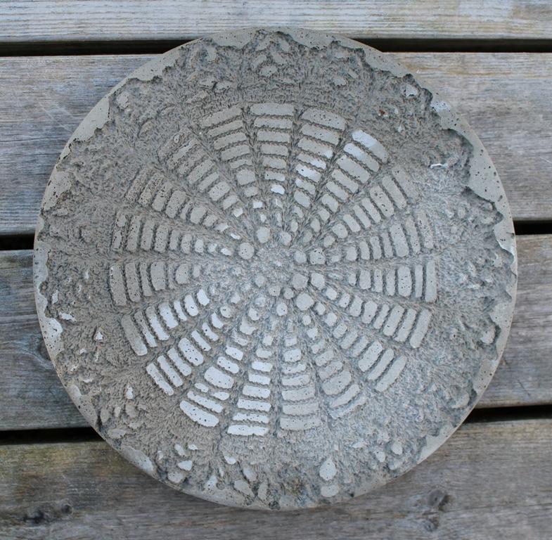 Koristeita betonista