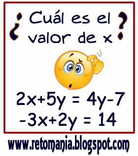 RETO MATEMÁTICO 19 - GRADO 10°- 11° ~ RETOS MATEMÁTICOS