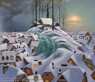Jacek Yerka painting