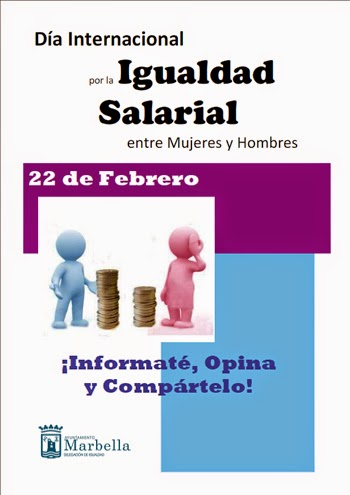 Día Europeo de la Igualdad Salarial 6