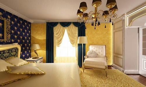 Design - interior - dormitor - clasic - Galati