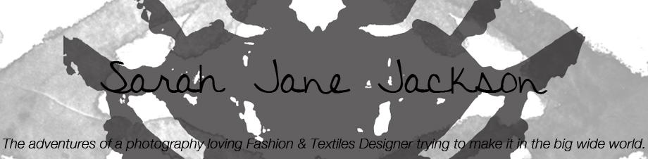 Sarah Jane Jackson