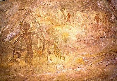 Наскальная живопись Сахары