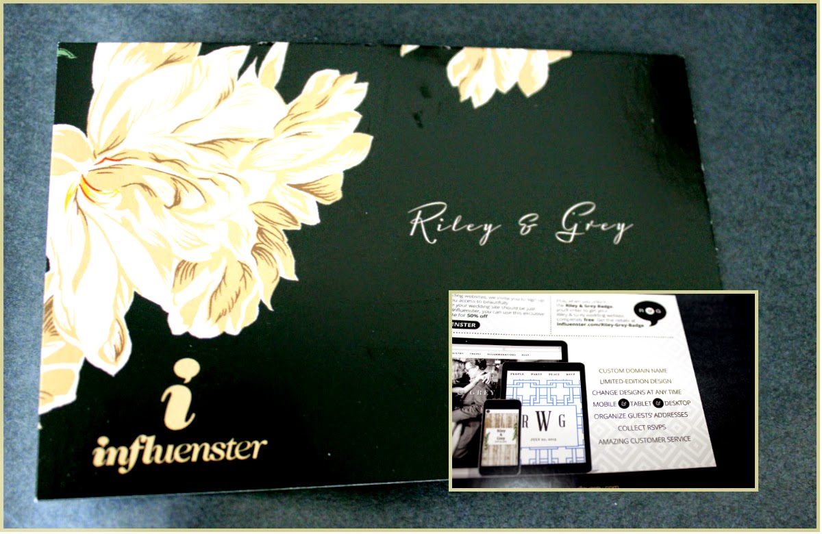 Riley & Grey Influenster