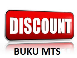 DISCOUNT BUKU mts