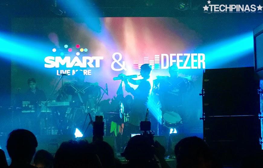 Deezer, Smart Deezer, Deezer Philippines