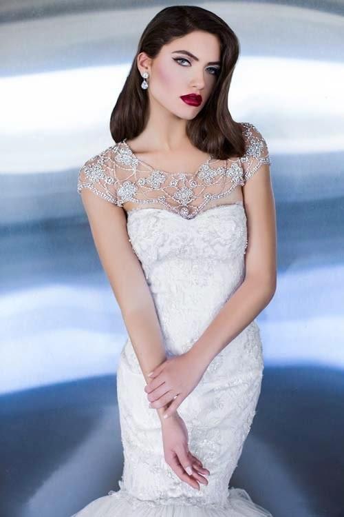 2015 Luxury Spring Wedding Dresses from Yumi Katsura