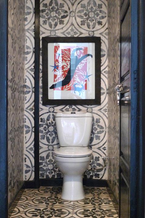 Sadie stella monday musings moroccan tile - Wc design deco ...
