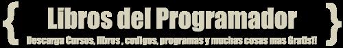 Libros del Programador