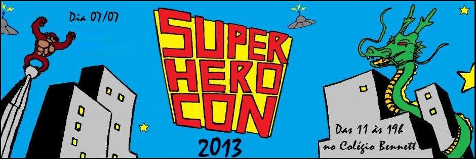 SUPER HERO CON