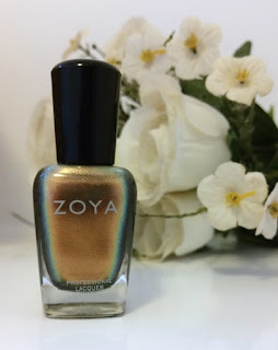 Zoya Aggie Flair Collection Autumn 2015