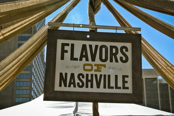 Music City Eats Food Festival in Nashville Tennessee